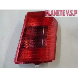 Feu arrière rouge droit Microcar MC1 / MC2