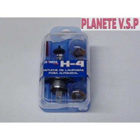 Coffret d'ampoules H4 35 W / 35 W