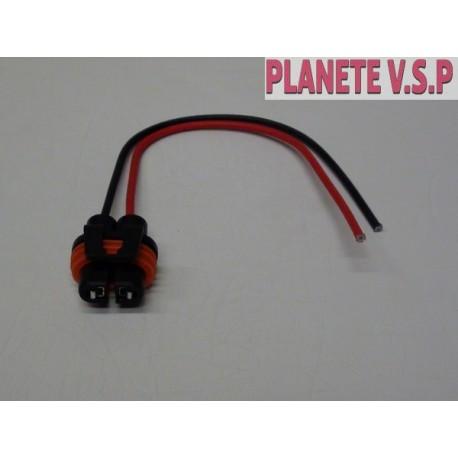 Connecteur pour douilles H8/H9/H11
