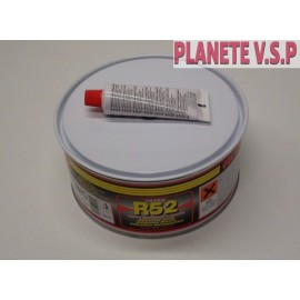 Mastic polyester multifonction