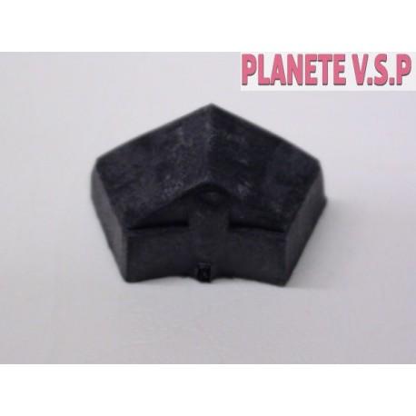 Patin noir variateur boite