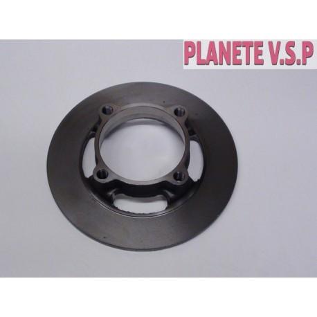 Disque de frein avant nu (diamètre 170 mm)