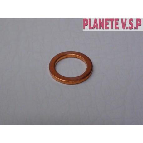 Joint cuivre (diam int : 10 mm, diam ext : 14mm)