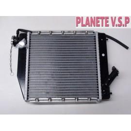 Radiateur de refroidisement aluminium moteur Lombardini focs