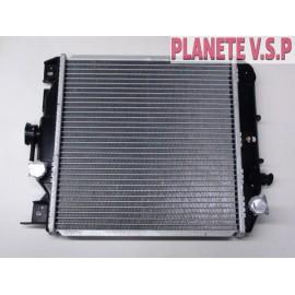 Radiateur de refroidissement aluminium moteur Lombardini focs