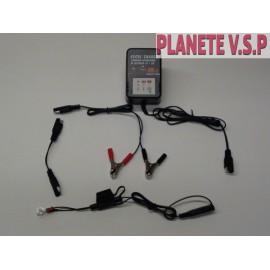 Chargeur 6 volts/12volts