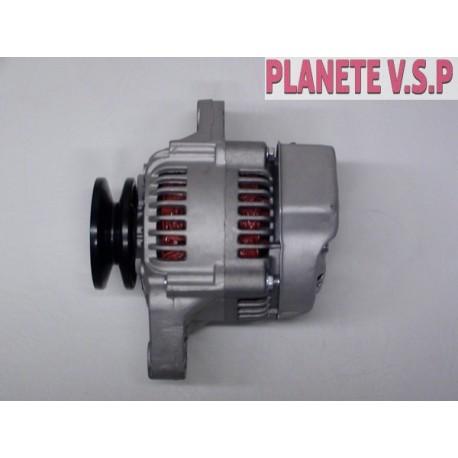 Alternateur 65 amperes moteur Kubota